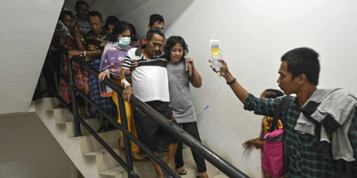 Un terremoto de 6,6 grados sacude Indonesia