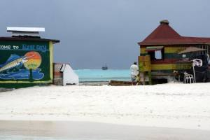 Cierran el Parque Regional Johnny Cay en San Andrés
