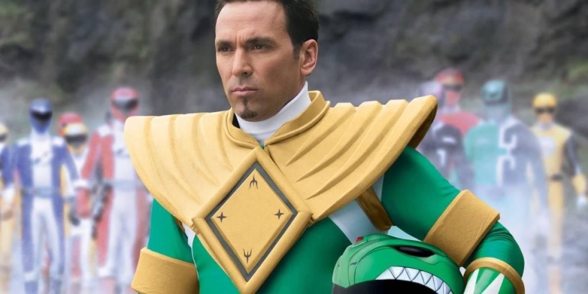 Un hombre intentó asesinar al Power Ranger verde