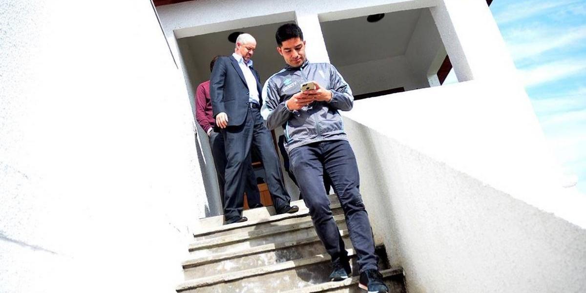 La inédita experiencia que Cristián Álvarez vivirá después del retiro en la UC