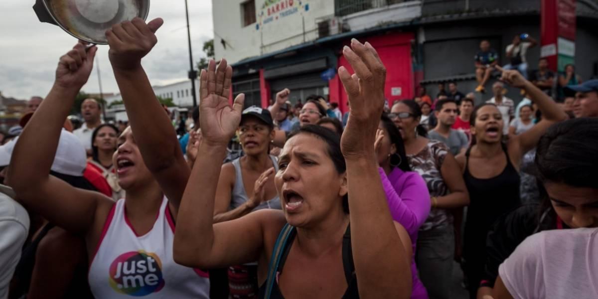 """Viceministro de Venezuela dice hay """"disminución de disponibilidad alimentos"""""""