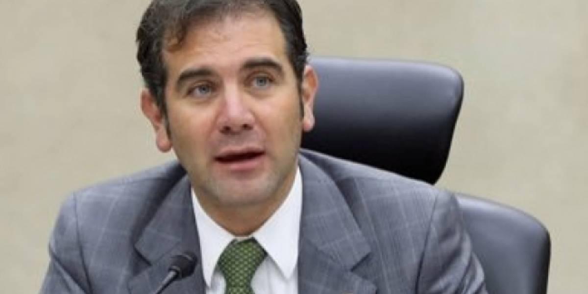 INE garantiza un buen conteo de votos en elecciones