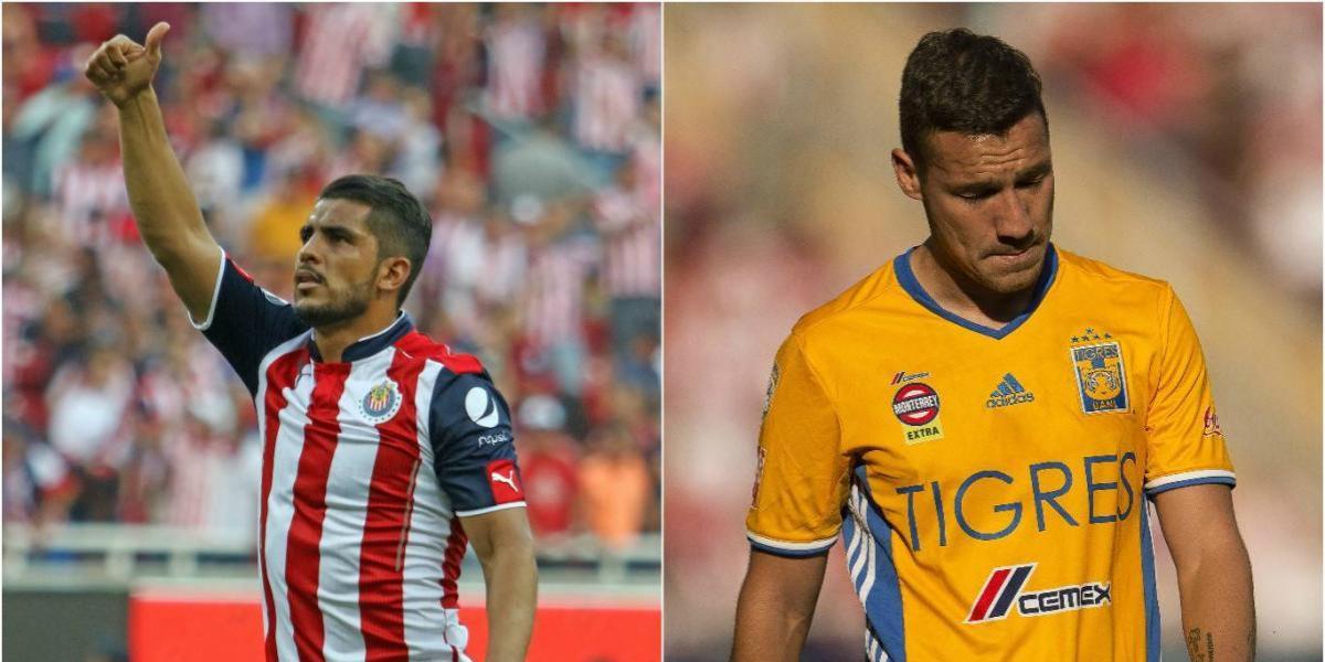 Jugadores de Tigres y Chivas bajo investigación por la Comisión Disciplinaria