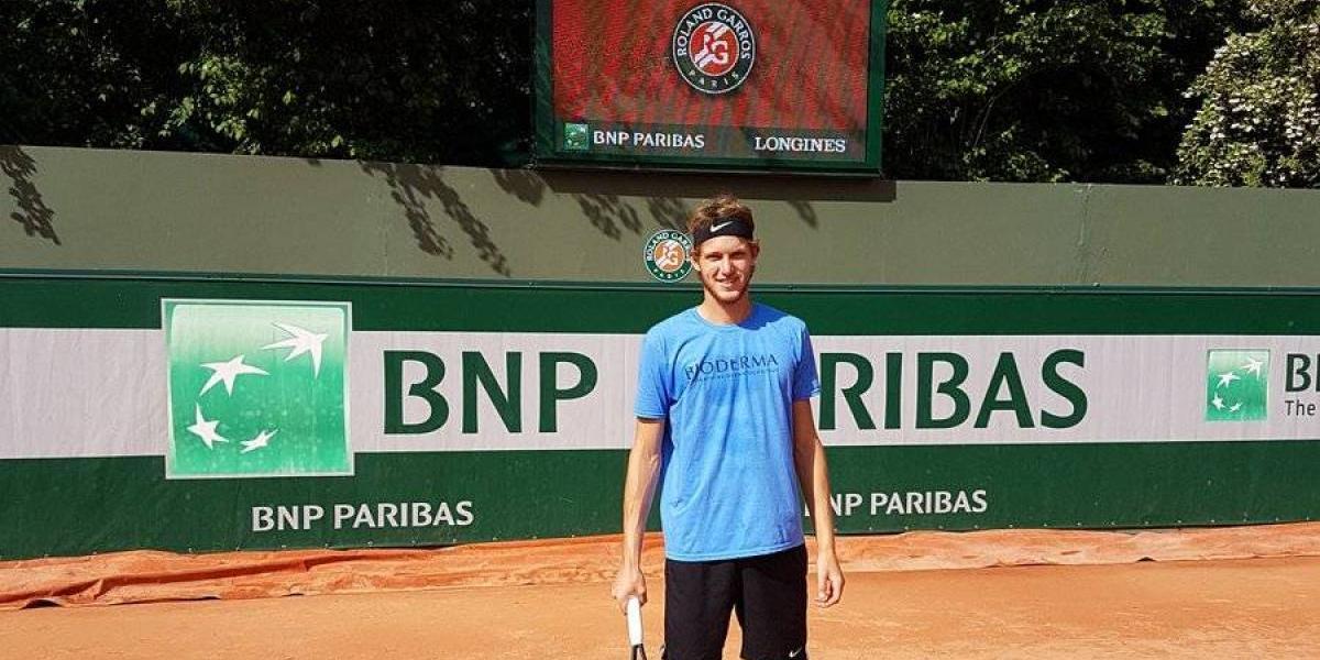 Las horas previas de Nicolás Jarry antes de su debut en Roland Garros