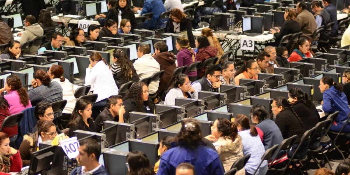 Faltan 5 mil 500 docentes por evaluar en Oaxaca, Chiapas y Michoacán