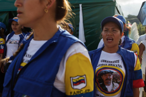 farc mujeres