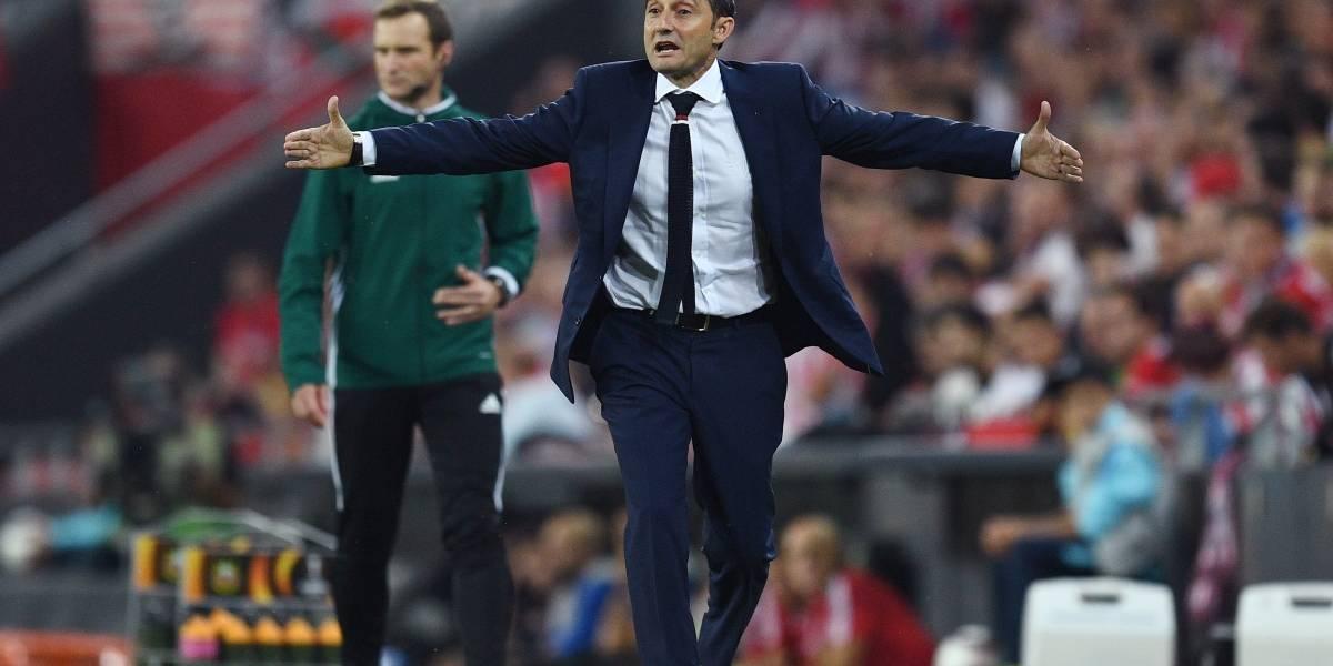El Barça nombra a Valverde como nuevo dirigente