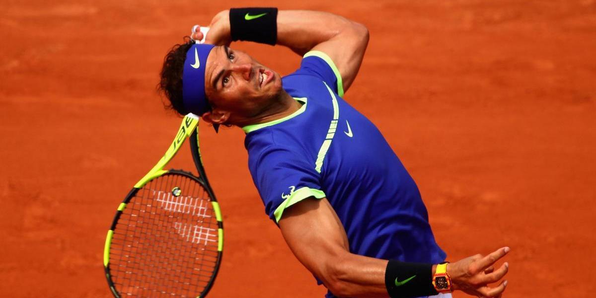 Muguruza y Nadal avanzan a la segunda ronda en Roland Garros