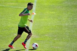 Jesús Dueñas no reportó con la Selección Mexicana