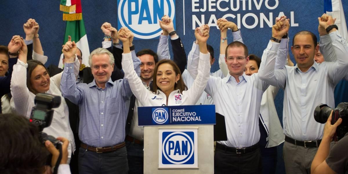 PAN confía que indecisos les darán el triunfo en el Estado de México