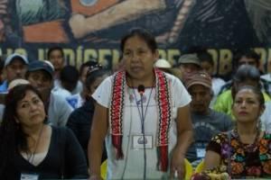 Marichuy : la candidata indígena a la presidencia 2018