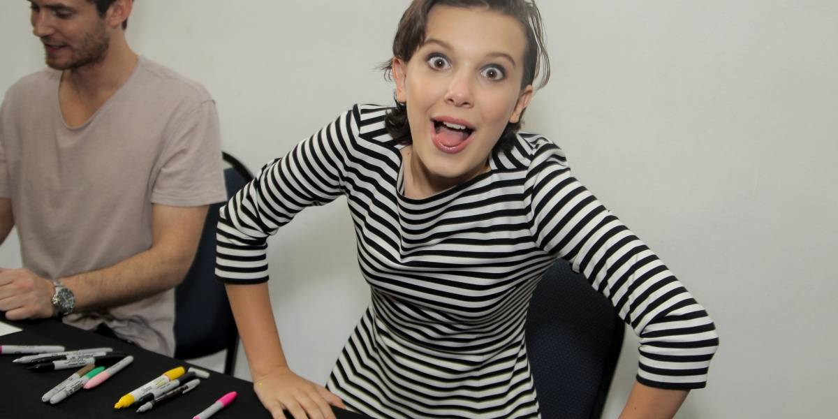 Así se despidió Millie Bobby Brown de Chile