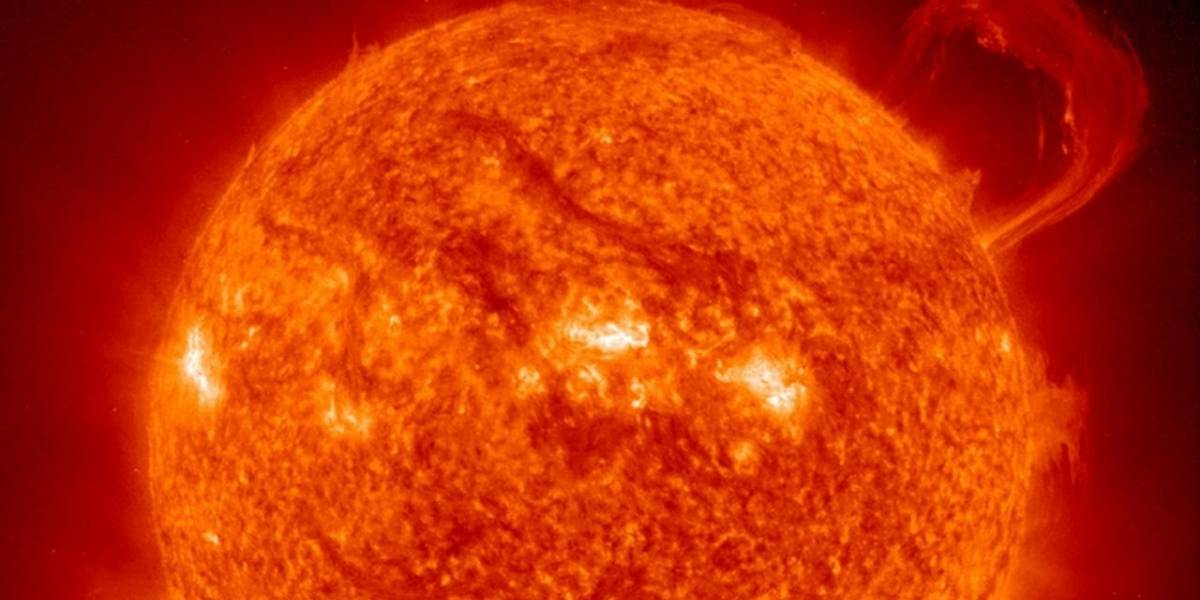Erupción solar podría acabar con la humanidad dentro de 750 años