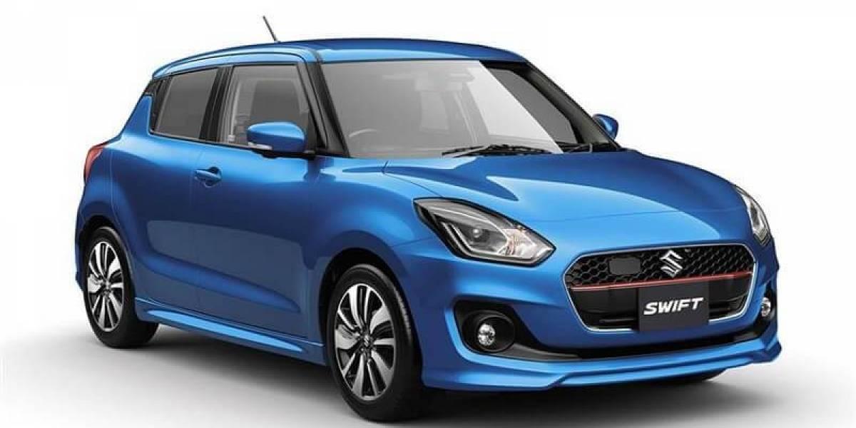 Suzuki Swift 2018: llega con motor Boosterjet, más económico y ecológico
