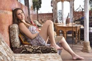 ¡Como una diva! Patricia López se luce en alfombra roja de Cannes