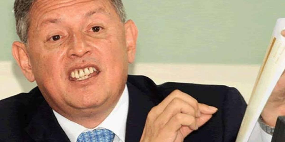 Fiscal pide extradición de Pedro Delgado