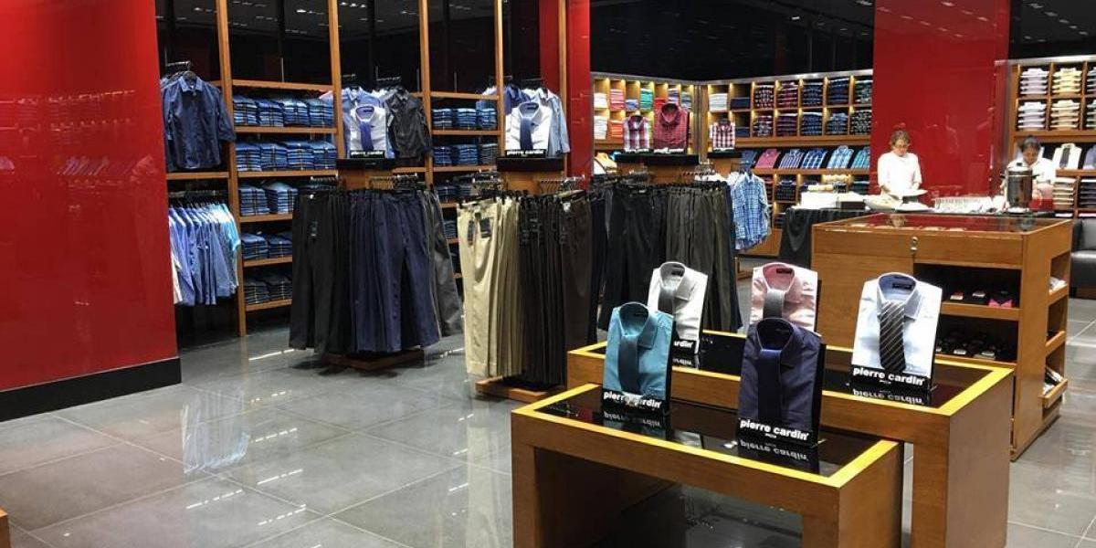 Pierre Cardin presenta su primera tienda boutique en Guatemala