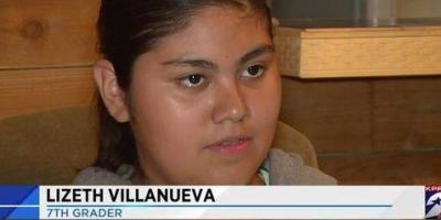 Polémica por insólito premio entregado a una niña hispana