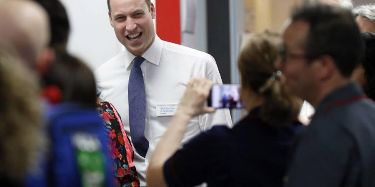 Príncipe William lamenta que Diana no conozca a su familia
