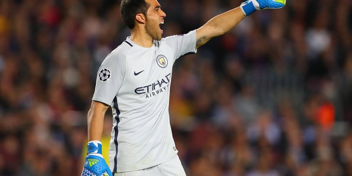 Manchester City desembolsará la segunda cifra más cara de la historia por su nuevo portero