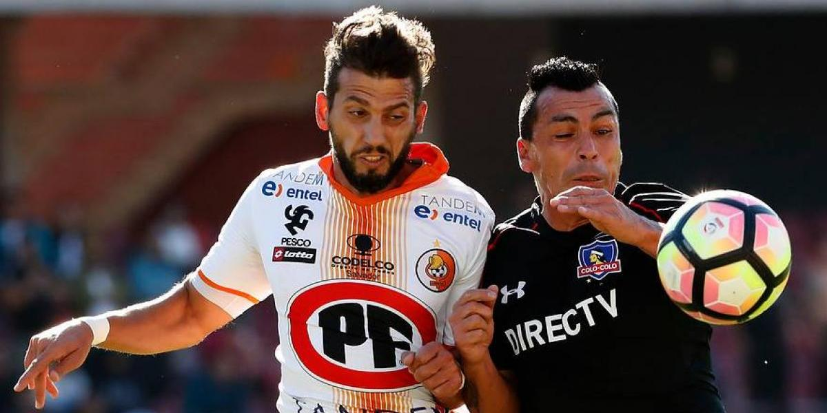 Partido de Cobresal y Colo Colo rompió un récord histórico en la televisión de pago