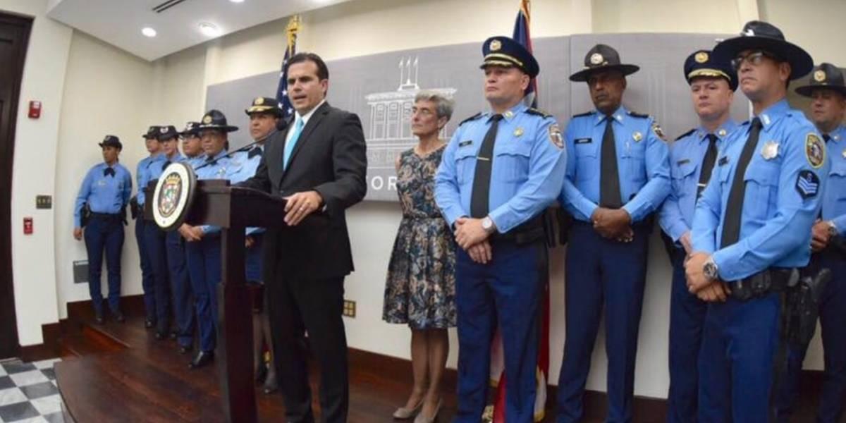 Rosselló presenta medida para que policías ganen dinero extra