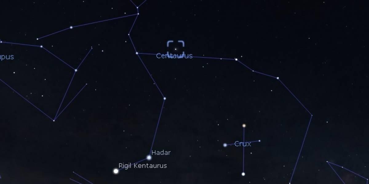 Cúmulo estelar visible durante las próximas noches de verano