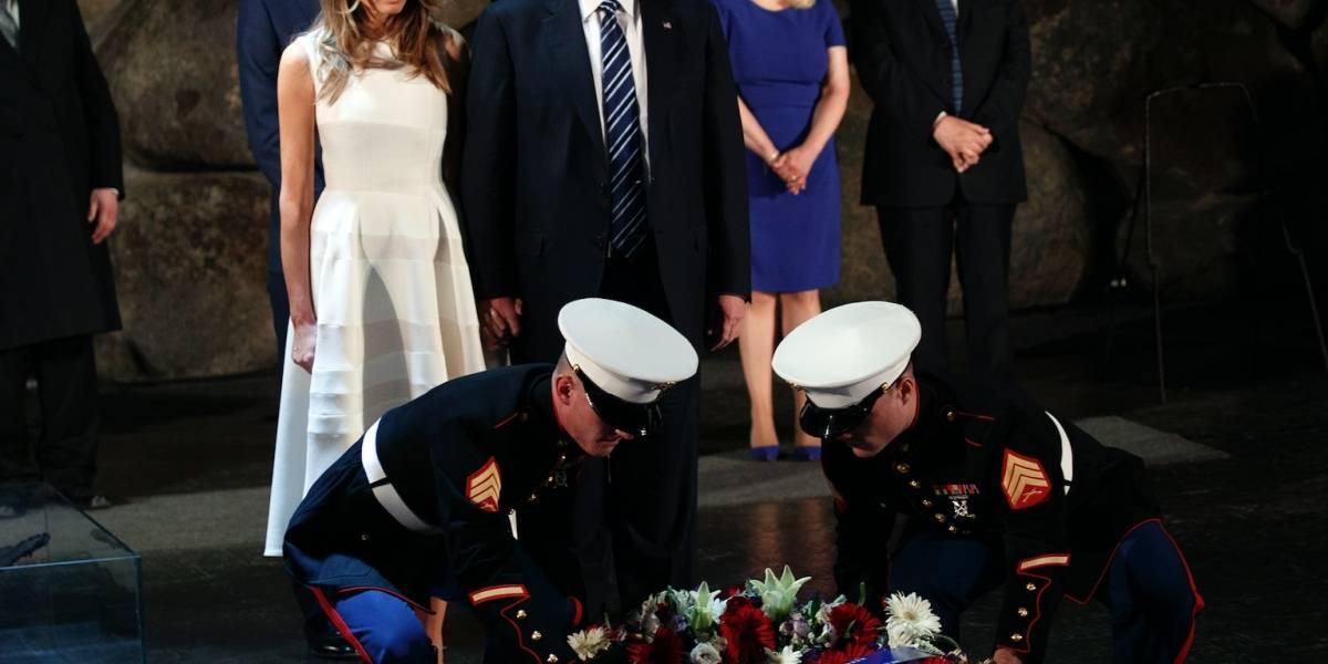 Donald Trump arremete contra filtraciones a la prensa
