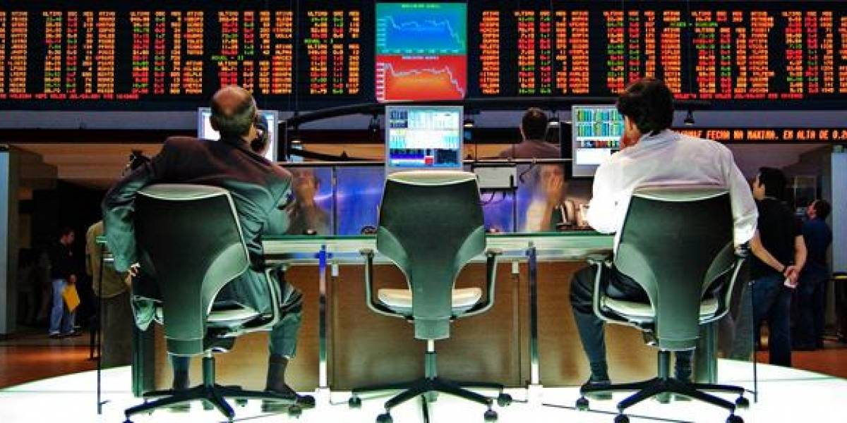 ¿Qué hacen los traders cuando el mercado baja?