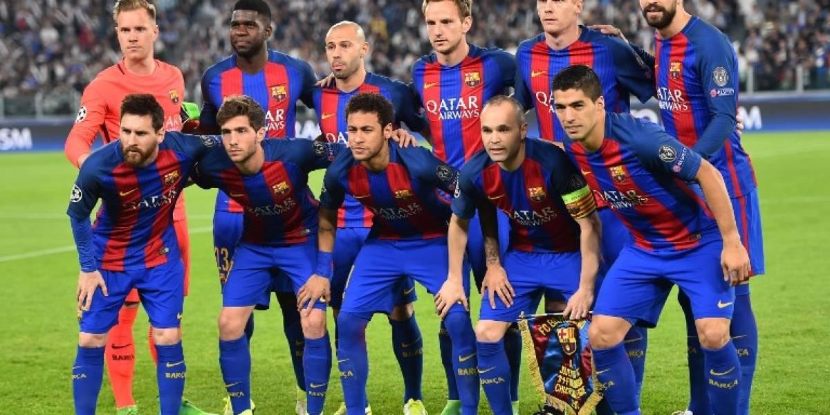 Estrella del Barcelona pone fin a las dudas y renueva hasta 2022