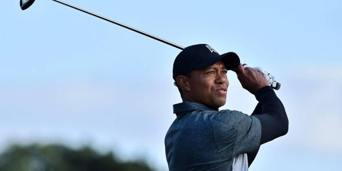 Tiger Woods, arrestado por manejar bajo efectos del alcohol