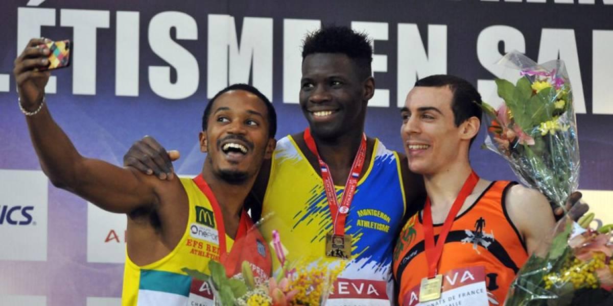 Un atleta francés es condenado por robo por duodécima vez
