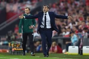 Ernesto Valverde, nuevo director técnico del Barcelona