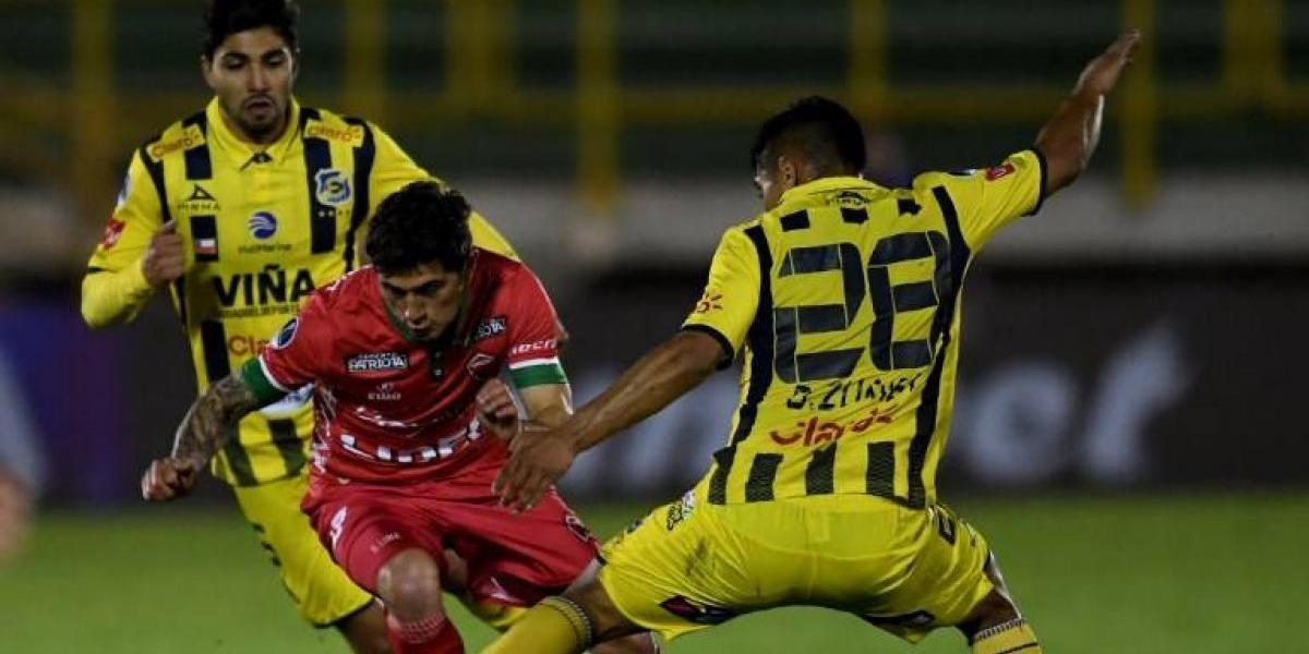 Everton sucumbió en la ruleta de los penales con Patriotas y tuvo un doloroso adiós a la Sudamericana