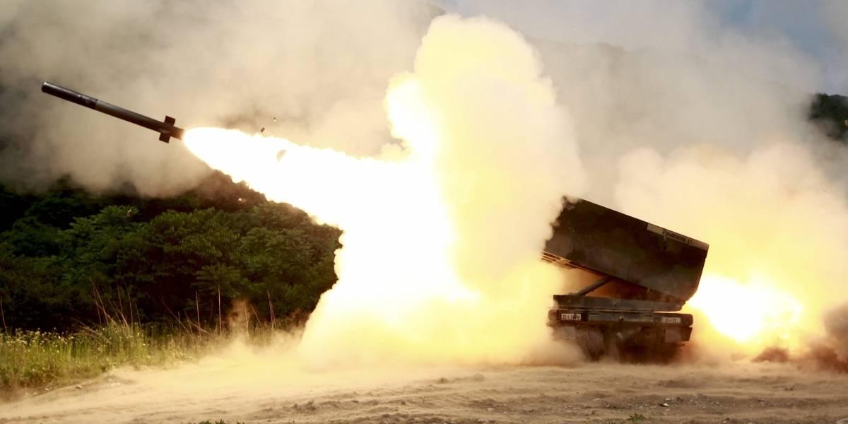 Pentágono tratará de derribar misil intercontinental sobre el Pacífico