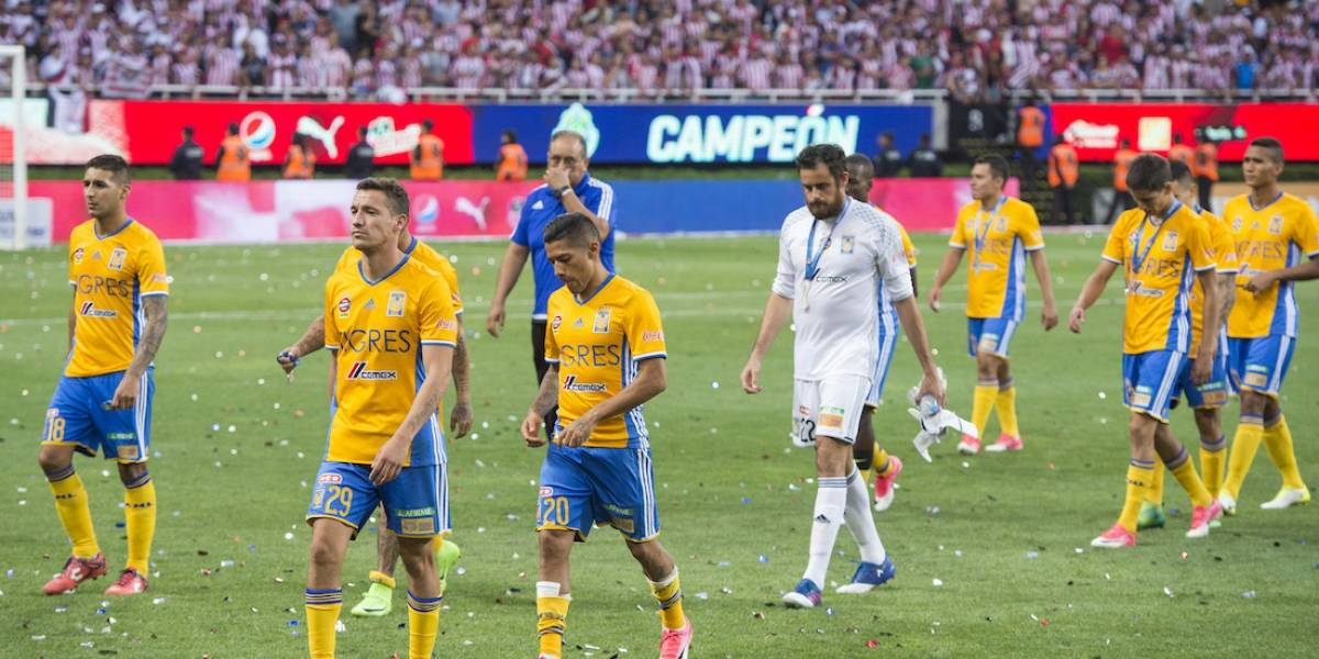 Tigres superó a Cruz Azul en títulos perdidos desde el 2000