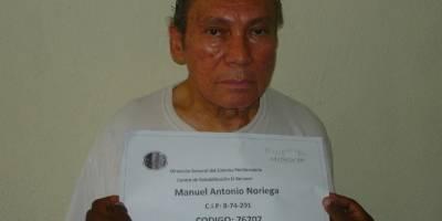 Morreu Manuel Noriega, o antigo ditador do Panamá