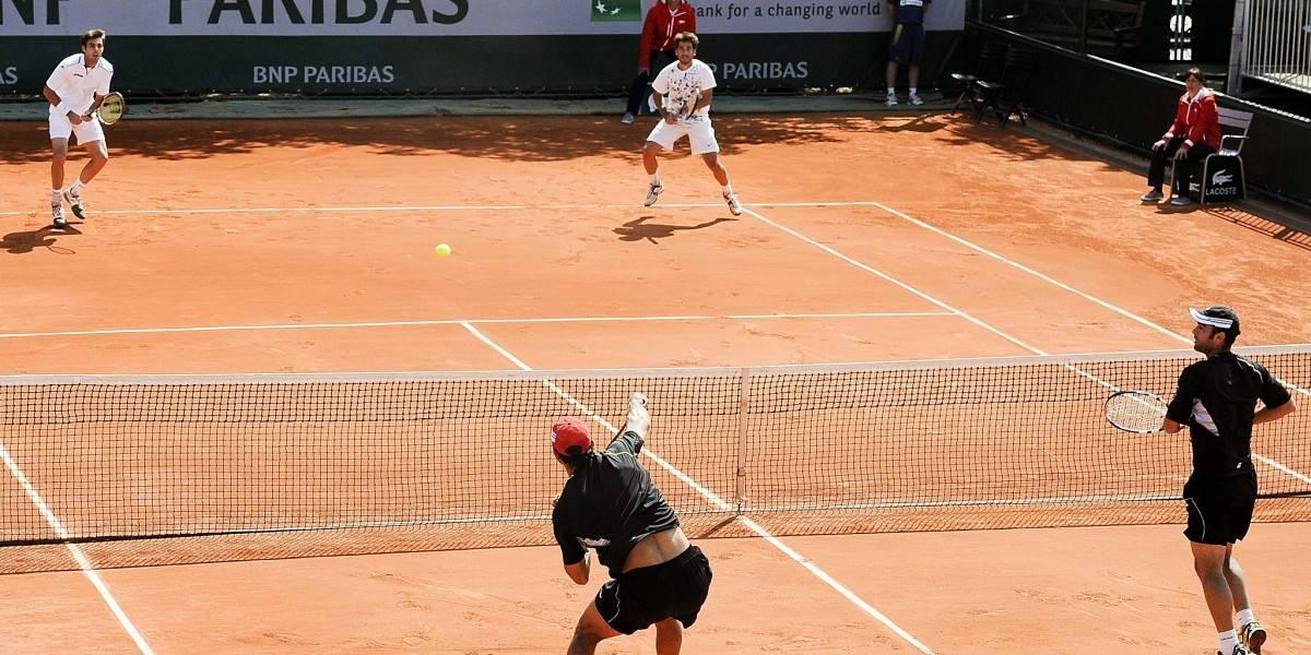 Cabal y Farah avanzan a paso firme en el Roland Garros