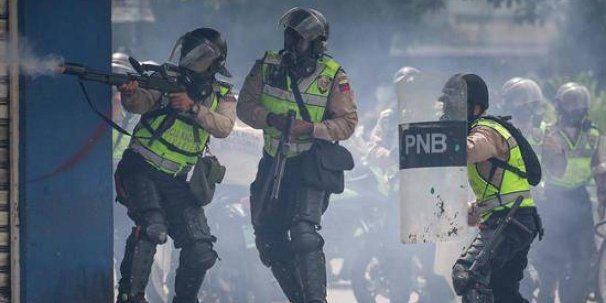 Maduro crea comando antiterrorista para campaña de la Constituyente