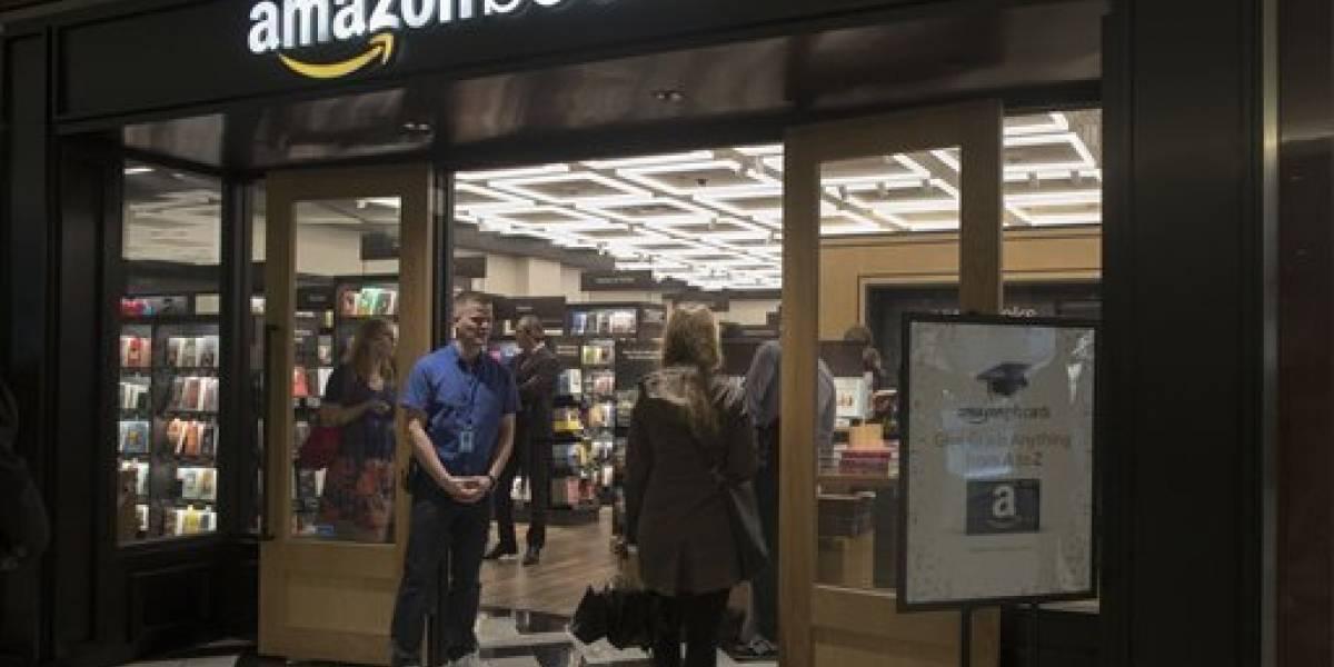 Amazon supera los mil dólares por acción