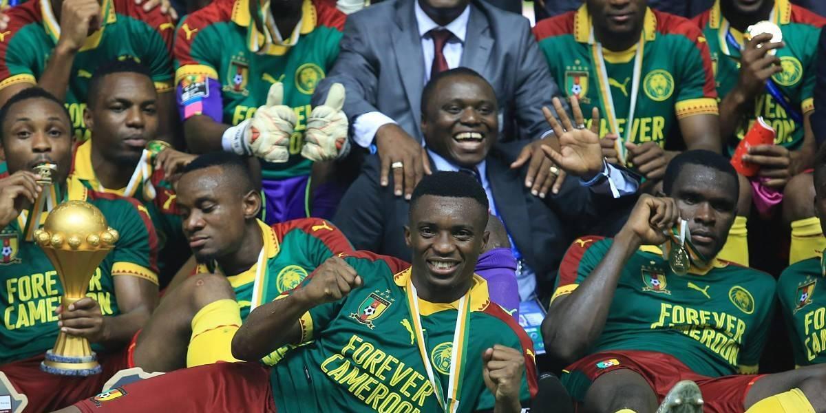 Camerún anuncia lista de convocados para duelo contra Colombia