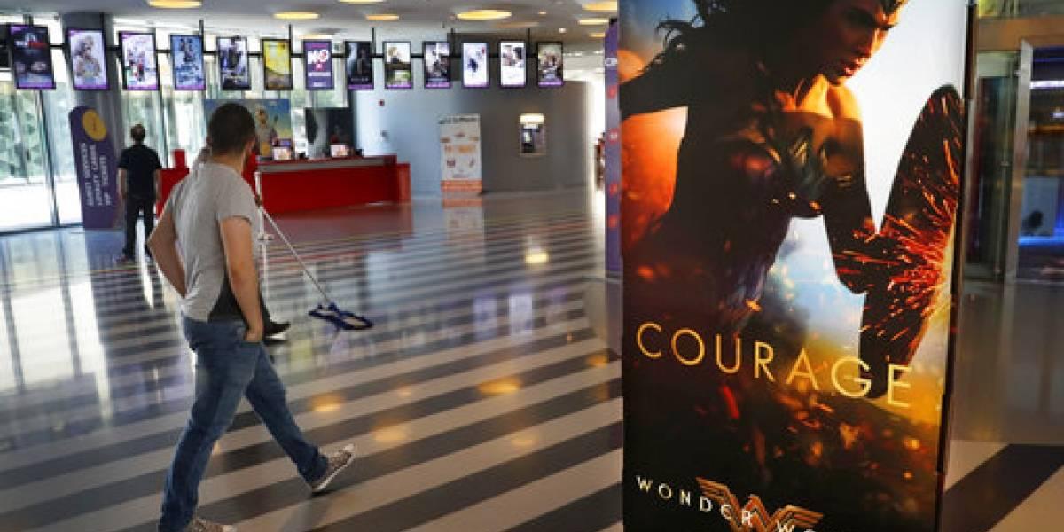 Líbano pide prohibir filme de la Mujer Maravilla