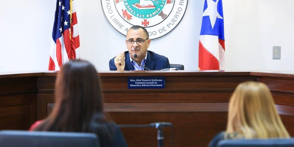 Recomiendan en vista senatorial nueva Junta de Gobierno y aumento de matrícula para UPR