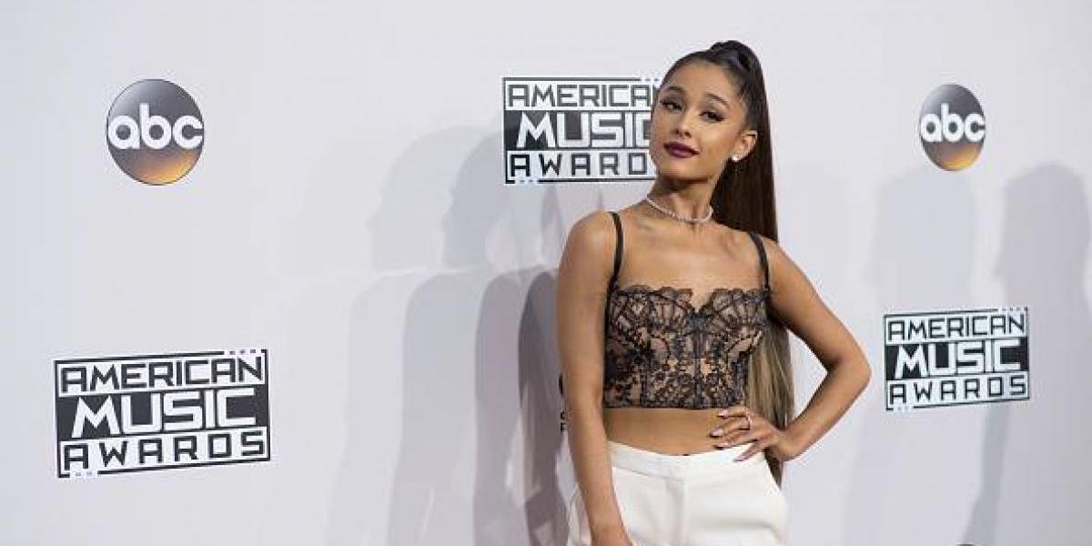 Ellos son los famosos que estarán con Ariana Grande en el concierto en Mánchester
