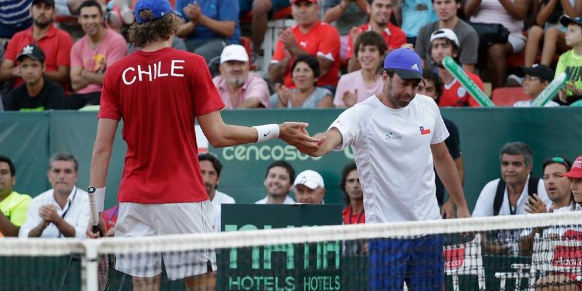 """La bendición de Massú a Jarry tras Roland Garros: """"Está más maduro y pronto estará arriba"""""""