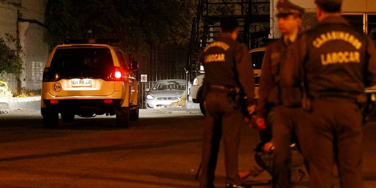 Balacera entre bandas de microtraficantes deja un joven fallecido en Melipilla