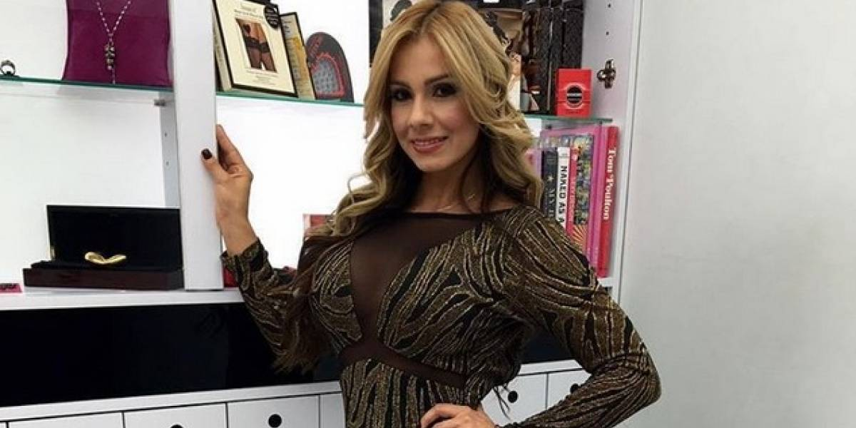Así recordó Esperanza Gómez a Hugh Hefner, fundador de Playboy