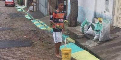 Futbolista Gabriel Jesús conquista Twitter con una fotografía que invita a soñar