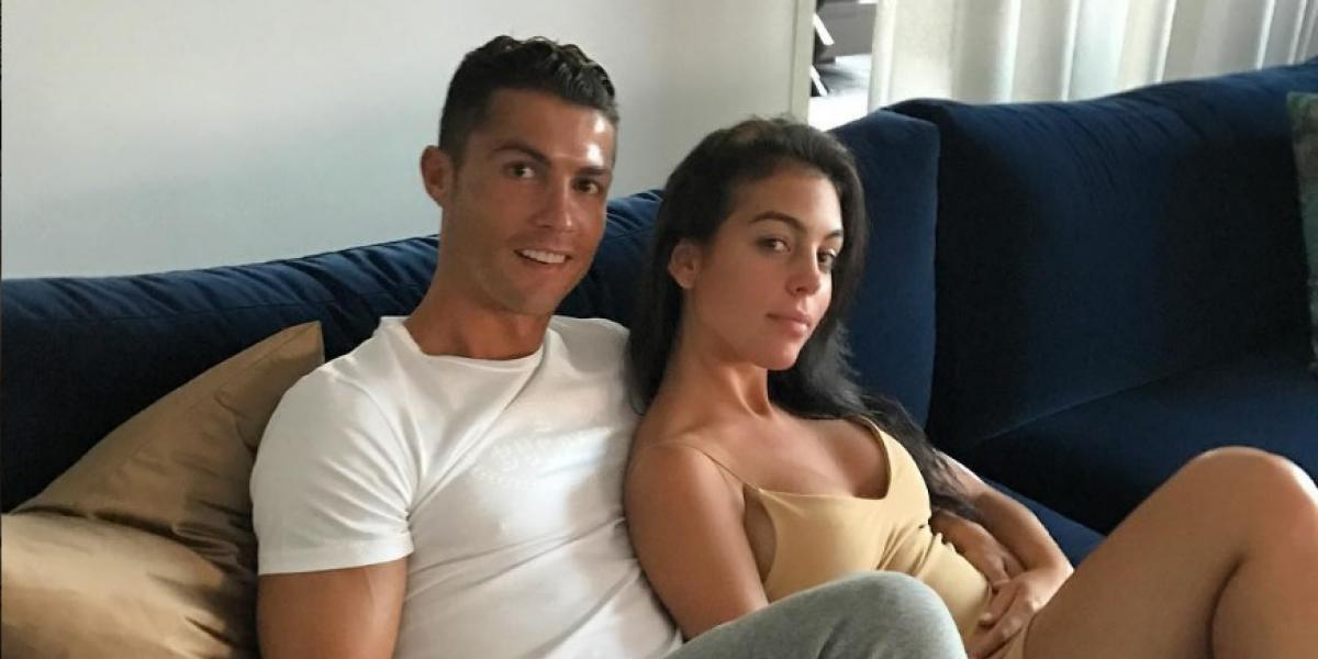 "La ""sospechosa"" pancita de Georgina Rodríguez, novia de Cristiano Ronaldo ¿está embarazada?"