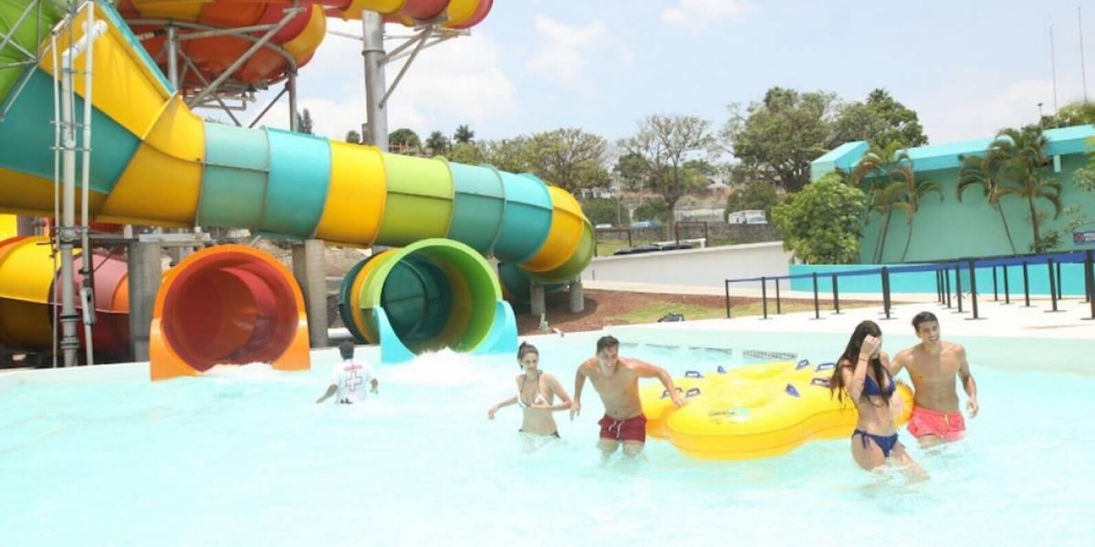 IMSS tendrá ingresos por 500 mdp por parque acuático Hurricane Harbor Oaxtepec